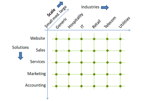 ERP Information System across Industries and Scale